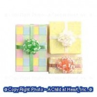 Dollhouse Baby Shower Gifts - Product Image