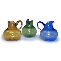 (§) Sale .30¢ Off - Glass Water Pitcher - Product Image