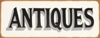 (*) Dollhouse Antique Store Sign - Product Image