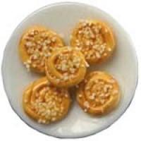 (*) Dollhouse Cinnamon Rolls / Sticky Buns - Product Image