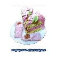 2 Single Slice of Cake - Product Image