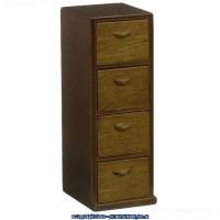 Dollhouse Large File Cabinet - Product Image
