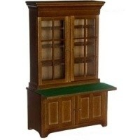 Dollhouse Lincoln Dollhouse Bookcase Desk - Product Image