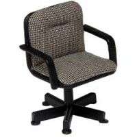Dollhouse Loback Modern Desk Chair - Product Image
