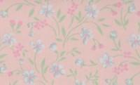 § Disc $3 Off - 3 Shts Floral on Mauve Paper - Product Image
