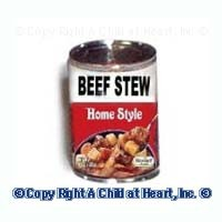 § Sale .50¢ Off - Dollhouse Canned Stew - Product Image