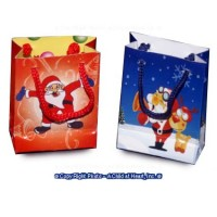 (*) 1 pc Christmas Bag - Product Image