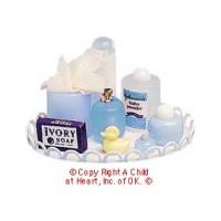 Sale $1.50 Off - Blue Nursery Tray - Product Image