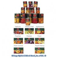 § Sale .60¢ Off - Dollhouse Canned of Fruit - Product Image