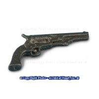 Dollhouse Vintage Style Pistol - Product Image