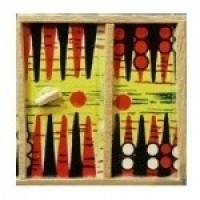 Dollhouse Backgammon Board - Product Image