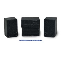 Small Dollhouse Stereo with Speakers - Product Image