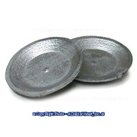 Dollhouse Metal Pie Pan - Product Image