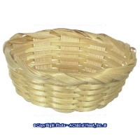 (§) Sale .50¢ Off - Large Round Basket - Product Image