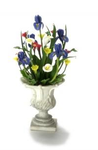 Dollhouse Floral Arrangement - Product Image
