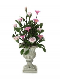 Pink Floral Arrangement - Product Image