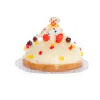 Dollhouse Clown Cake - Product Image