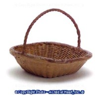 (§) Sale .50¢ Off - Large Flower Basket - Product Image