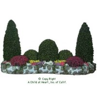 Dollhouse Long Garden - Product Image