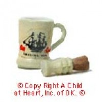 § Disc. $1 Off - Old Spice Shaving Cup & Brush - Product Image