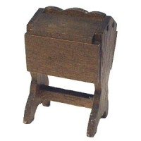 § Damaged $2 Off - Vintage Styled Sewing Cabinet - Product Image