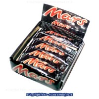 (§) Sale $1 Off - Store Candy Display - Mar's Bars - Product Image