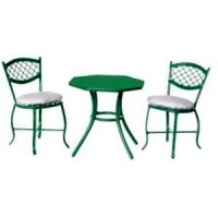Dollhouse Bistro Table & Chair Set - Product Image