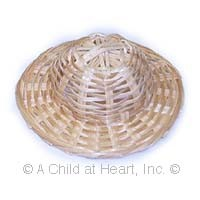 (§) Disc $1 Off - Straw Jungle / Garden Hat - Product Image