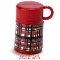 (§) Sale .30¢ Off - Dollhouse School Lunch Thermos - Product Image