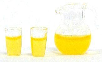 § Disc $3 Off - Dollhouse Orange Juice Pitcher Set - Product Image
