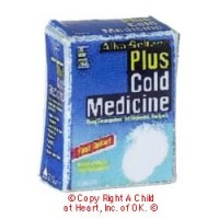 § Disc .60¢ Off - Dollhouse Fizzing Cough Remedy - Product Image