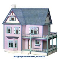 Victoria's Farmhouse (Kit) - Product Image