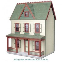 Vermont Farmhouse Jr. (Kit) - Product Image
