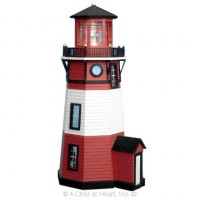 1/2 in. Scale Lighthouse Dollhouse ''Kit'' - Product Image