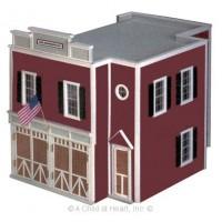 QuickBuildTM Firehouse - Product Image