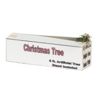 (*) Dollhouse Christmas Tree Box - Product Image