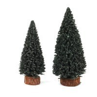 Dollhouse Evergreen Trees (Choice of Sizes) - Product Image