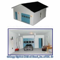 Custom Attached or Detached Garages - Product Image