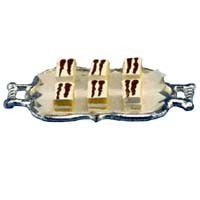 § Disc $2 Off - Dollhouse Tray of Napoleons - Product Image