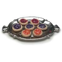 § Disc $1 Off - Tray Jam Tarts - Product Image