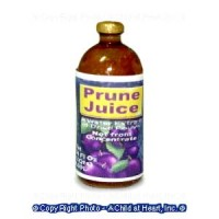 (§) Sale .30¢ Off - Bottle of Prune Juice - Product Image