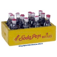 Dollhouse Case of Cola Bottles - Product Image