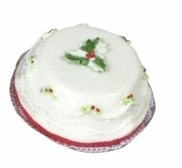 Dollhouse Christmas Holy Cake - Product Image