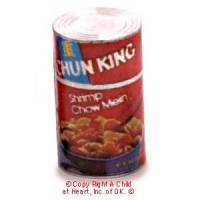 § Disc .60¢ Off - Dollhouse Canned Chinese Dinner - Product Image