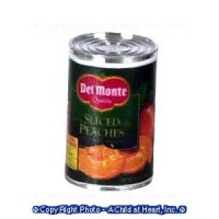 § Disc .50¢ Off - Dollhouse Can of Peaches - Product Image