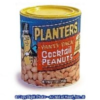 § Disc .50¢ Off - Dollhouse Canned Peanuts - Product Image