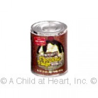 § Disc .50¢ Off - Dollhouse Chocolate Topping Can - Product Image