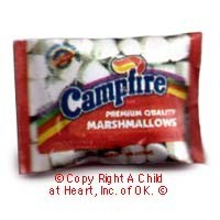 § Sale .50¢ Off - Dollhouse Marshmallow Bag - Product Image