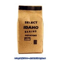 (§) Sale .50¢ Off - Dollhouse Potato Bag - Product Image