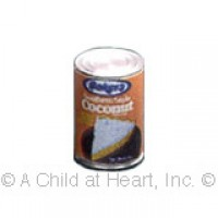 § Disc .50¢ Off - Dollhouse Canned Coconut - Product Image